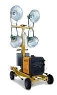 Kipor - Model KLB400-4 - Portable Light Tower