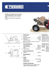Model AMB200 - Hydraulic Winch Brochure