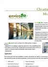 enviroflo, Inc. / Modular Cleanroom Enclosure Brochure