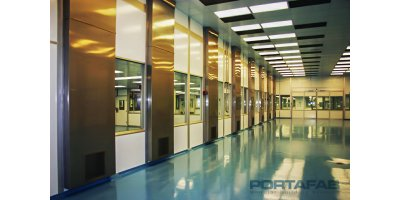 Pharmaceutical Modular Cleanroom