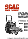 Tiger Cat - Model II - Zero Turn Riders Mowers Manual