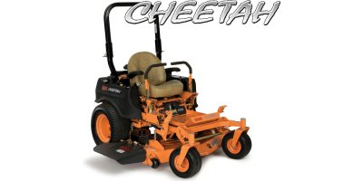 Cheetah  - Model 48  - Zero Turn Riders Mowers