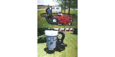 TRAC VAC - Model 462-Z - Zero Turn  Mower