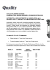 Model Series Q175 & Q170 - Tubular Valves Brochure