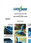 Pull Type Snowblowers Brochure