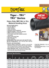 Tigerflex - Model TR1-150X100 - Heavy Duty SBR Wet or Dry Material Handling Hose Brochure