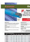 Alfagomma - Model T509OE075X100 - Chemical Industrial Rubber Hoses Brochure