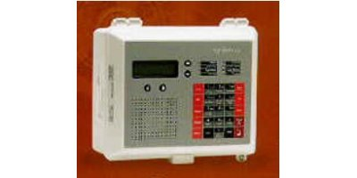 Agri-Alert - Model 9600 - Building Alarms System