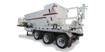 ProAll - Trailer Mounted Mixers