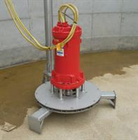 Model SC and SCLK Series - Radial Submersible Aerators