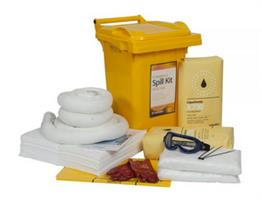 Stratex - Model 60 Litre - Wheeled Bin Spill Kits