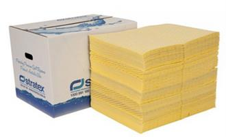 Stratex - Chemical Heavyweight Absorbent Pads