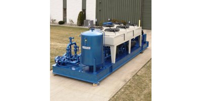 HydroThrift - Closed-Loop Chilled-Water (CW) Cooling System