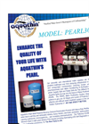 PEARL - Model 30 - Mufti Patented Reverse Osmosis System Brochure