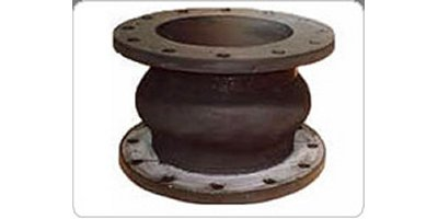 Marine Flex - Wide Arch Rubber Expansion Joint