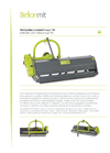 Model MFM and MFB - Rotary Drum Mower Brochure