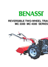 Model BL 105 - Tillers Brochure