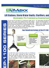 EnviroPrep EP-1100A Series Automated Lift Station Cleaning System Brochure