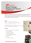 SilentFlow - Blower Packages Brochure