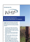 HydroG - Well Head Identification and Protection (WHIP) Marker Brochure