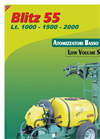 Model Plus 42 - 3-Point Mounted Sprayers- Brochure