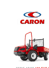 Caron - Model 100 EVO 4 - Off-Road Transport Vehicles Brochure