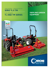 Model TL and TM Series - Flail Mowers Brochure