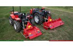 Model FL and FM Series - Light Rotary Tillers