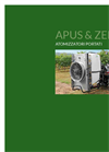 APUS - Model 4 -400-500-600 Litres - Mounted Sprayers Brochure