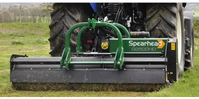 Model QHD Series - Flail Mowers