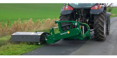 Model QHD Offset Series - Flail Mowers