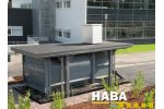 HABA - Model UG Lift - Underground Waste System