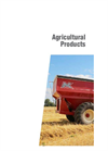 Agricultural Products Catalog