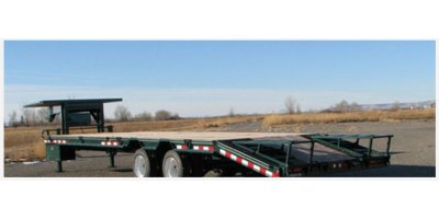 Falcan - Model TD 215 - Heavy Equipment Trailers