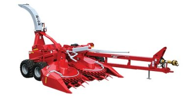 Model F-41 - Rotary Corn Head Forage Harvester