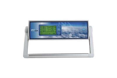 Critical Environment Technologies - Model YES Plus LGA 15-Channel IAQ Monitor - Indoor Air Quality Monitor