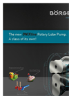 ONIXline - Model LW Classic - Rotary Lobe Pumps Brochure