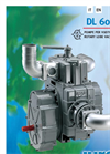 Model 60 - Air Injection Cooled Vacuum/Pressure Blowers Brochure