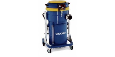 Model DV-2-MET - Chip & Coolant Recovery Industrial Vacuums Cleaners