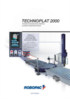 Technoplat - Model 2000 - Automatic Wrapping Station- Brochure