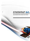 STARWRAP - Model 4.0 - Wrap Around Case Packer Machine Brochure