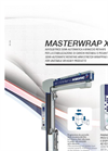 Masterwrap - Model XL FR - Semi Automatic Rotating Arm Stretch Wrapping Machine Brochure