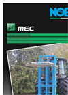 Model MEC 15/ 220 - 270 - 320 - 400 - Tractor Mounted Fork Lift- Brochure