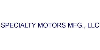 Specialty Motors Mfg., LLC