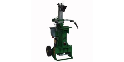 Lider - Model 9 Ton - Hydraulic Log Splitter with Vertical