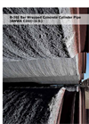 Model B-303 - Bar-Wrapped Concrete Cylinder Pipe Brochure
