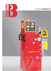 Torneria - B 150 - Alligator Shear - Brochure