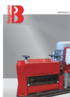 Torneria - SB 50 - Cable Stripping Machine - Brochure
