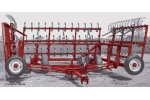 Knowles - Model 30, 34 and 38 - Wheel Mounted Spring Tooth Harrows