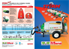 VRP Line - Model 800 and 1000 L - 3-Point Hitch Tractor Mounted Sprayer Brochure